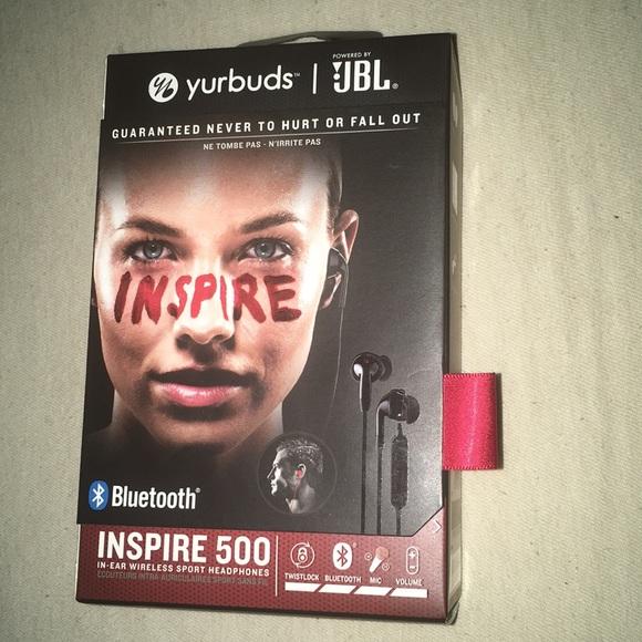 Yurbuds Other Inspire 500 Inear Wireless Headphones Poshmark